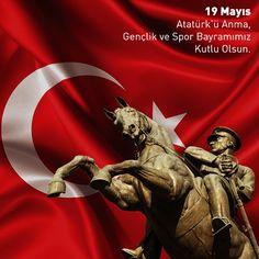 19 Mayıs Atatürk'ü Anma Gençlik ve Spor Bayramımız kutlu olsun! #USLA #19Mayıs1919 #19MayısAtatürküAnmaGençlikveSporBayramı #96yılöncebugün