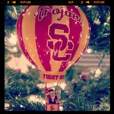 Christmas ornament - USC