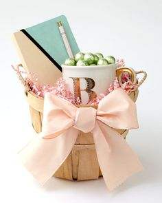 20 easter gifts that are too cute for words easter baskets gift ideas for grown up easter baskets negle Image collections