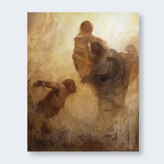 J. Kirk Richards - Art - Breath of Life (From the Dust) | Latter-Day Home