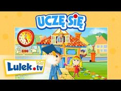 Zegar Lulka - Wiem, ile zjem! - Film edukacyjny dla dzieci - Lulek.tv - YouTube Multimedia, Youtube, Fictional Characters, Living Room, Fantasy Characters, Youtubers, Youtube Movies