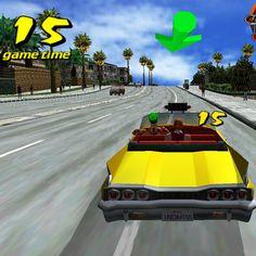 Você lembra do game Crazy Taxi? Ele ganhará uma versão grátis para iOS e Android. #CrazyTaxi #Android #iOS