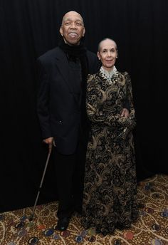 Carmen de Lavallade & Geoffrey Holder. 57 years strong. Annie - I asked my mother if I could be Annie and he could take care of me. - Kafi