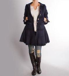 Odd Molly Noblesse Coat