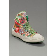Desigual Sneakers Rinoseronte - $129