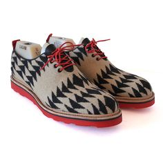 Well Bred Co. x Greenwich Vintage Co. Aztec Oxford
