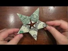 48 Ideas for origami star dollar bill Origami Gifts, Origami Cat, Money Origami, Origami Rose, Origami Butterfly, Origami Animals, Origami Stars, Origami Flowers, Origami Tooth