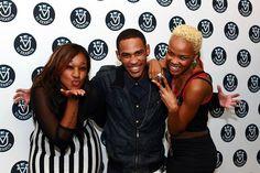 The MTV VJ Search Durban finalists: Tamasha Gambushe, Wandile Chamane and Lynton Harvey. Mtv, Africa, Base, Search, Research, Searching, Afro