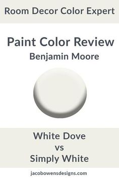 Pair with BM white cream trim for gray trim to set off woodwork Best White Paint, White Paint Colors, Paint Colors For Home, Interior Paint Colors, Cabinet Paint Colors, White Paints, Blanc Benjamin Moore, Benjamin Moore Cloud White, Benjamin Moore Paint
