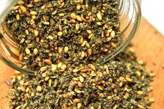 zatar 04 How To Dry Basil, Herbs, Tips, Food, Advice, Herb, Meals, Yemek, Eten