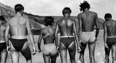 Glorious Photographs of Anti-Fascist French Youth Camps By Pierre Jamet (1930s)