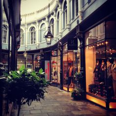 Arcades, Cardiff