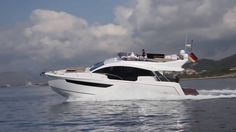 Inspiration for boat in Unholy Cravings (Sealine F530 review | Motor Boat & Yachting)