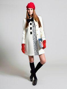 Love Moschino Fall/Winter 2012-2013: put a bow on it #IONshadesoffall