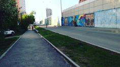 Instagram #skateboarding video by @o.x.y.g.e.n.i.u.m -  #skate #skatezone #skateboard #skateboarding #life #love #fun #sun #me #l4 #emotion #extreme #sport #ekb #russia #walking #green #graffiti #art #street. Support your local skate shop: SkateboardCity.co
