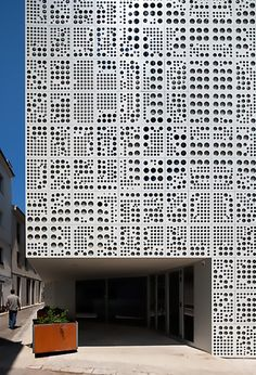 ULMA Architectural Perforated Facade Panel