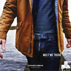 Cowboysbag | Meet me there