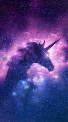 28 Ideas Wall Paper Iphone Unicorn Backgrounds Phone Wallpapers For 2019 Iphone Backgrounds Tumblr, Galaxy Wallpaper Iphone, Unicorn Backgrounds, New Wallpaper, Wallpaper Backgrounds, Beautiful Wallpaper, Trendy Wallpaper, Purple Galaxy Wallpaper, Rainbow Wallpaper