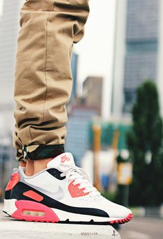 s0lesick: Air Max 90 Hyperfuse Infrared Model: Allab0ut