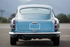 Auction Block- 1961 Aston Martin DB4 4