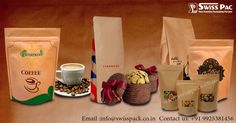 we offer recyclable #PaperBags, which provide more natural look and they are an eco-friendly form of flexible packaging. For more information visit at http://www.swisspack.co.in/paper-bags/