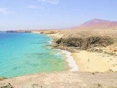 Papagyo beaches, playa blanca, lanzarote. where my heart truly belongs ......