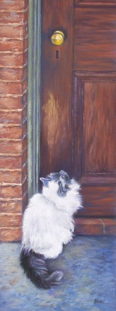 LET ME IN - Pastel by AstridBruning on deviantART