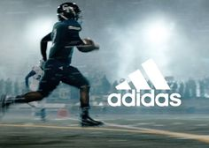 Adidas: Take it - saw this commercial while I was on the treadmill! <3