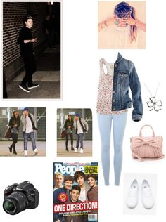 """running from the pap w/ Niall"" by asm1298 on Polyvore"
