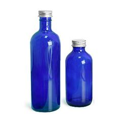 This image is a great example of Balance because the bottle on the left is bigger than the bottle on the right. Asymmetrical.