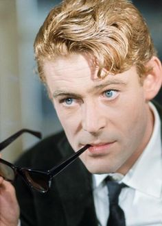 (Photo of a young Peter O'Toole)