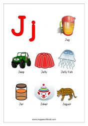 Free Printable English Worksheets - Alphabet Reading (Letter Recognition And Objects Starting With Each Letter) - MegaWorkbook Alphabet Words, Alphabet Pictures, Alphabet Charts, Alphabet Coloring Pages, Alphabet Worksheets, Alphabet Activities, Preschool Worksheets, Printable Alphabet, Handwriting Worksheets