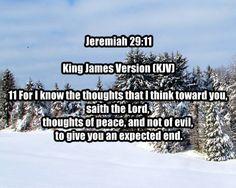 James 5 10 11 king james version kjv 10 take my - Jer 29 11 kjv ...