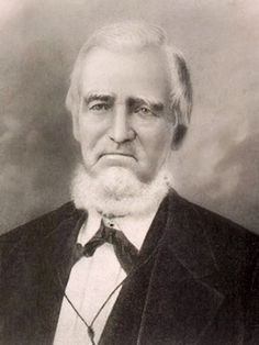 William H. Norris of Alabama. Founder of the Southern settlement in Americana, Sao Paulo, Brazil