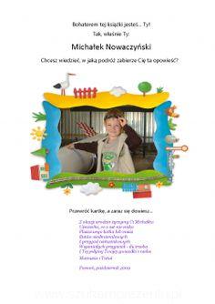 """Dedykacja ze zdjęciem książki """"Pękaty Parowozik wyrusza w podróż"""". Znajdziesz ją na szukamprezentu.pl"""