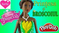 Barbie play doh fashionistas in romana desene cu plastelina online pt copii