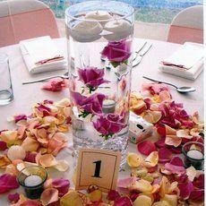 Table centre piece Idea
