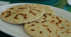 GFCF Pupusas - An El Salvadoran Traditional Dish (RECIPE) Pupusas are a traditional El Salvadoran food that is most commonly served with a spicy coleslaw called curtido. Pupusas are naturally gluten free, and can be dairy free depending on what you use to stuff them.