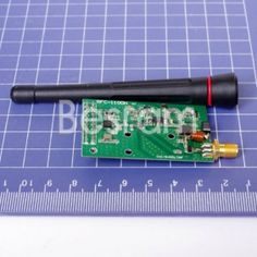 Long Distance 2w CC1101 WIFI Wireless Module w/ Antenna 2km-3km 433MHz ISM