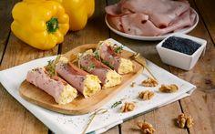 Una ricetta semplice e veloce, i fagottini di mortadella sono tra i nostri antipasti sfiziosi preferiti. Cucinali con noi!