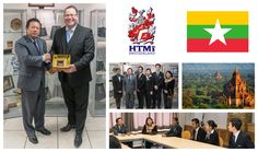 HTMi staff and students had the pleasure of a visit from Mr. Htin Lynn the Myanmar Ambassador to Switzerland.