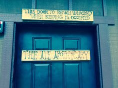 Ale Apothecary, Bend