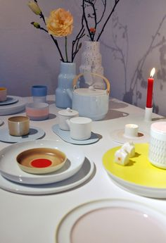 Colour Porcelain by Scholten & Baijings found at www.kleurinspiratie.nl