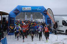 1. Lauf der 6. Oberpfälzer Winterlauf Challenge (OWC)