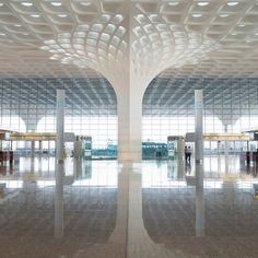 Chhatrapti Shivaji International Airport by Skidmore, Owings & Meriill