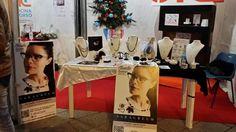 """Lo staff SGG espone a """"It's time to make christmas"""" mostra sensibile all'artigianato handmade a Brindisi Corso Umberto I a cura di """"Officina in  corso""""... ...Sara Greco accoglie I clienti a Lecce (via Liberini, 61 Lecce)... ...SIAMO OVUNQUE!!! :) ♥"""
