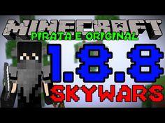 MEIN ALLER ERSTER MINECRAFT SERVER Minecraft Servers Pinterest - Skins para minecraft 1 8 pirata