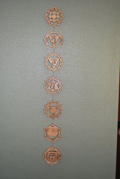 Chakra System - Seven Chakras