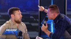 The Miz completely loses it in the face of GM Daniel Bryan: WWE Talking ... https://www.youtube.com/watch?v=8d4SLA4HYp0