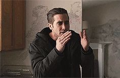 ∅Jake Gyllenhaal Gif Hunt Under the cut you will... - 20 x 8 ... 400?!
